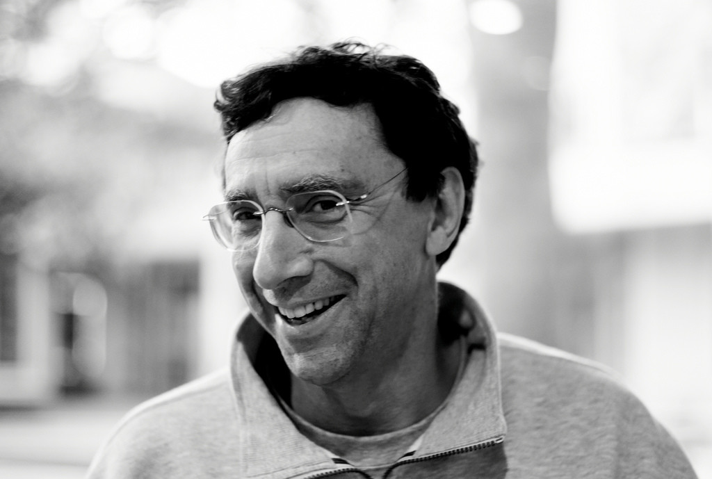 Forfatteren, John Markoff. Foto: Joi Ito/Flickr cc