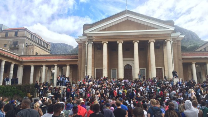 protest-uct
