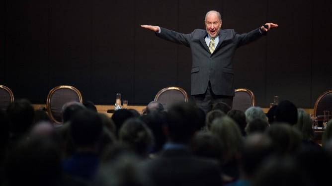 11.11.15 Oslo Putnam besøker Oslo i regi av Agenda. Foto: Brian Cliff Olguin