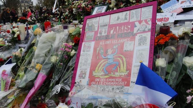 paris terror helga rognstad