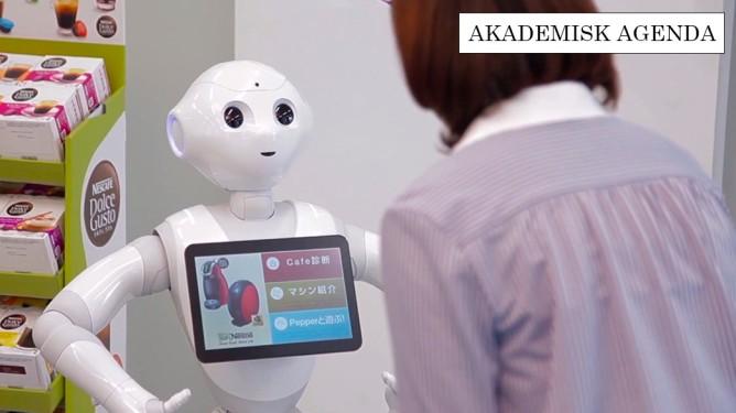 robot agenda magasin