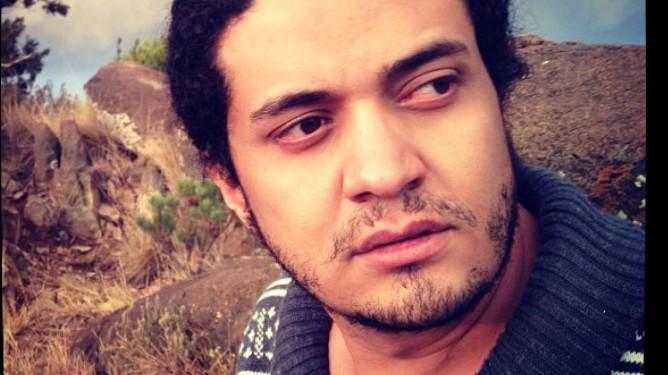 Ashraf Fayadh/InstagramAshraf Fayadh/Instagram