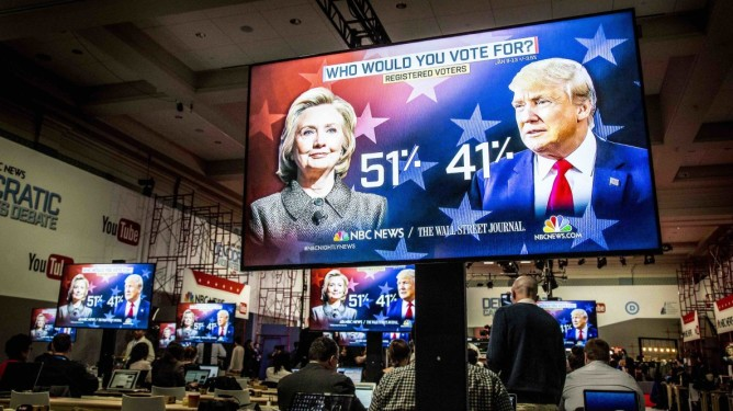 NBC News-YouTube Democratic presidential debate at the Gaillard Center in Charleston, SC, January 17, 2016.