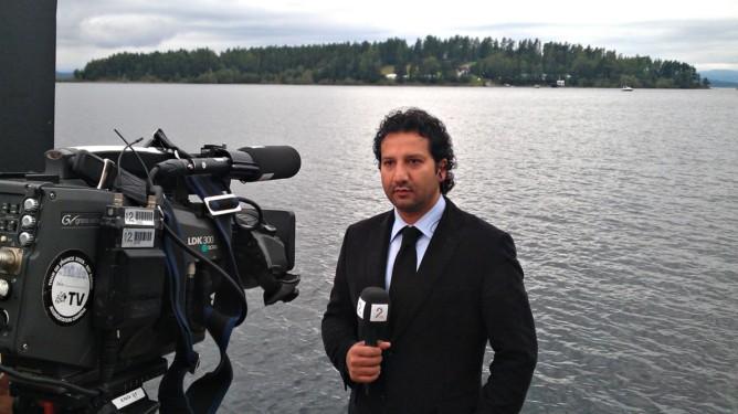 zaman Khadafi Utøya foto tv2