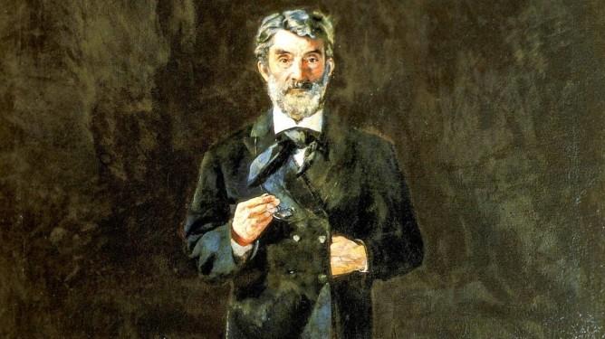 Maleri av Christian Krohg
