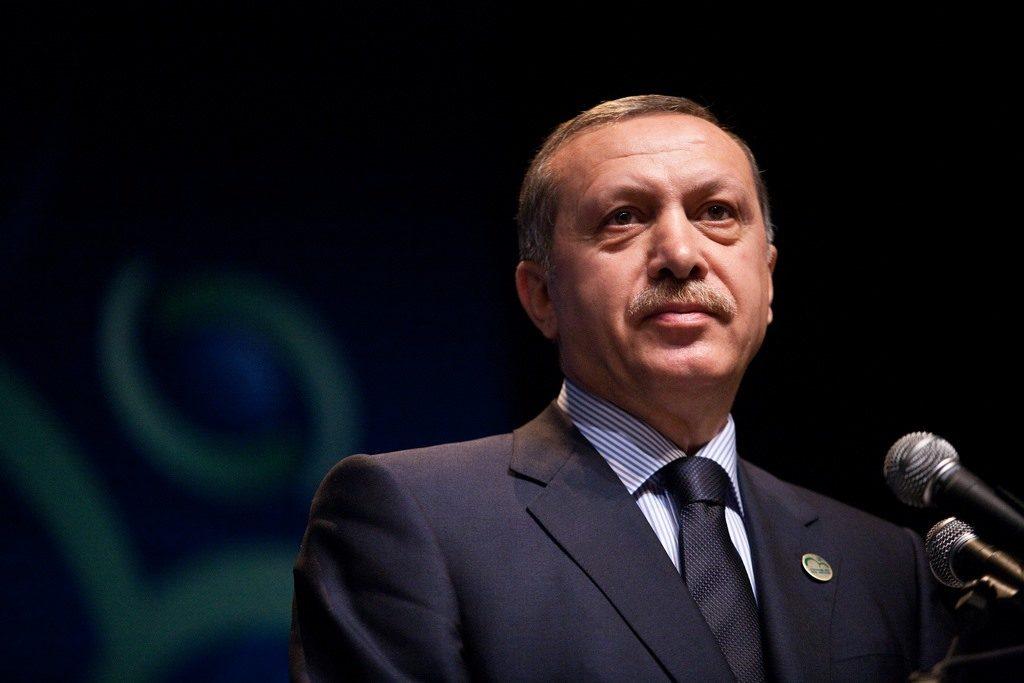 H.E. Recep Tayyip Erdogan,