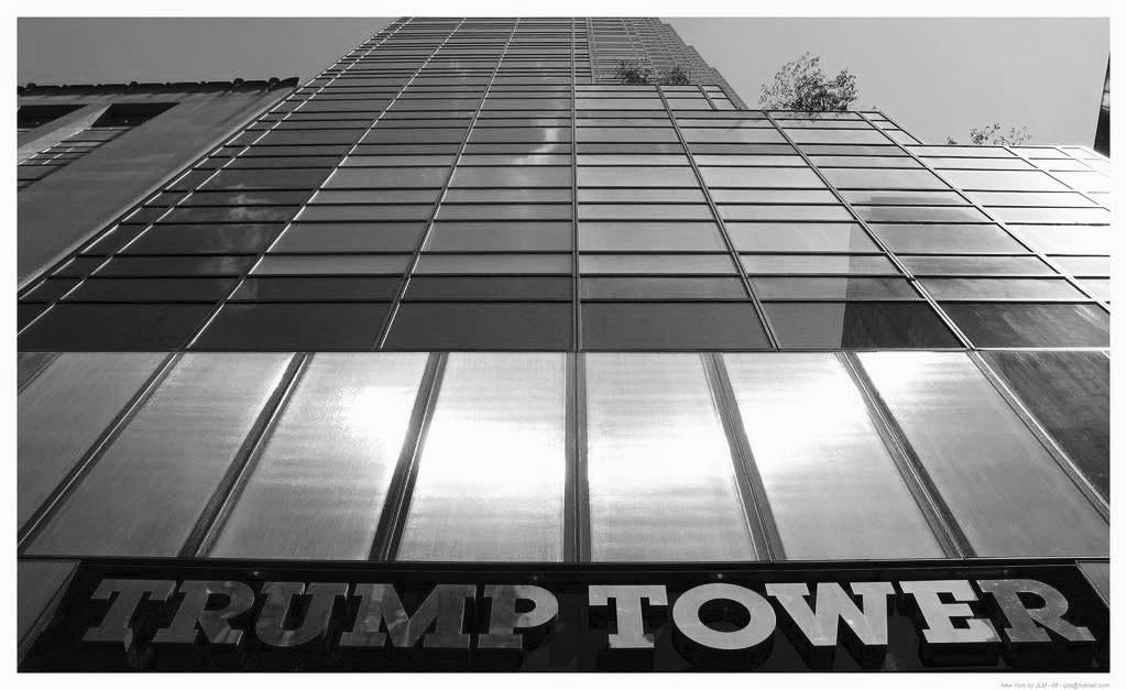 Donald Trump er en dyktig selger som gjentar budskapet mange ganger. Foto: Flickr cc