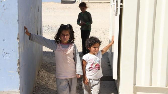 flyktninger foto Frode Overland Andersen UD