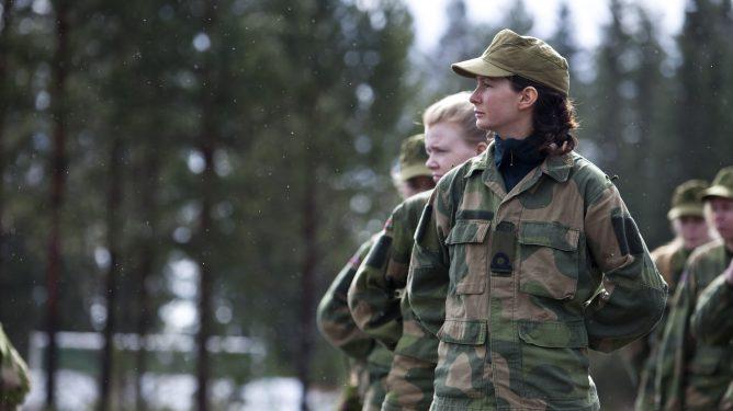 Kvinnefrigjøring eller opprustning?