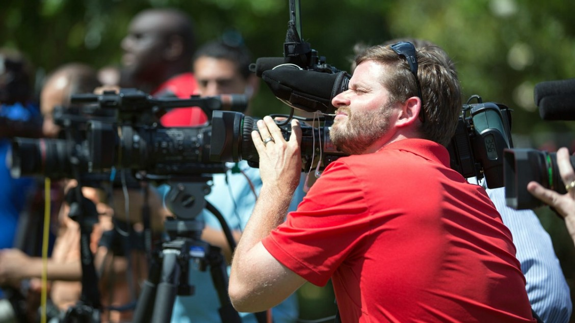 journalister foto Ryan Johnson flickr cc