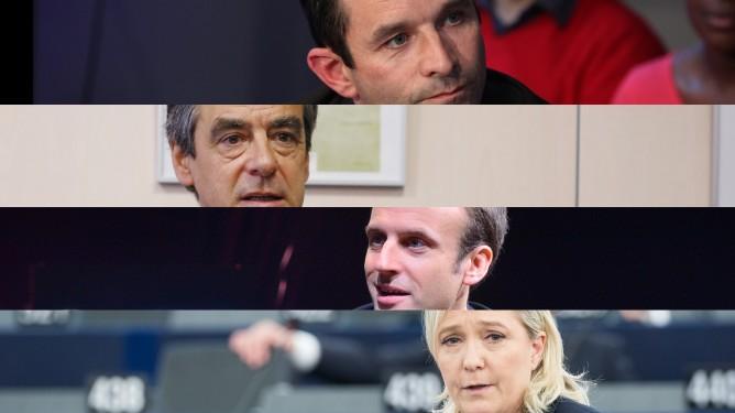Presidentvalg Frankrike 2017