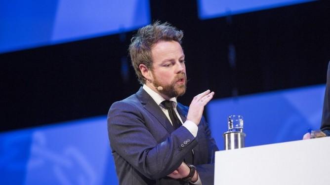 Kunnskapsminister Thorbjørn Røe Isaksen. Foto: Sondre Steen Holvik NTB Scanpix Produksjon