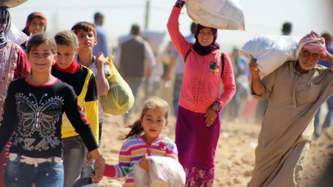 flyktninger foto EC ECHO