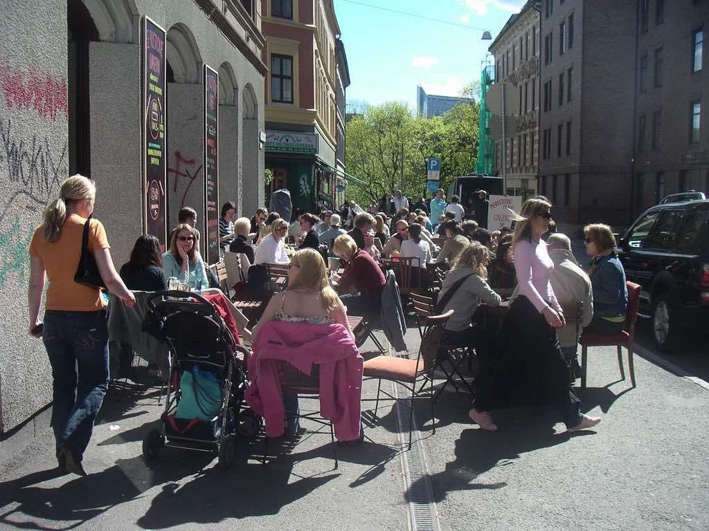 Grünerløkka i Oslo - ikke det billigste stedet å kjøpe leilighet. Foto: Marika Lüders/Flickr cc