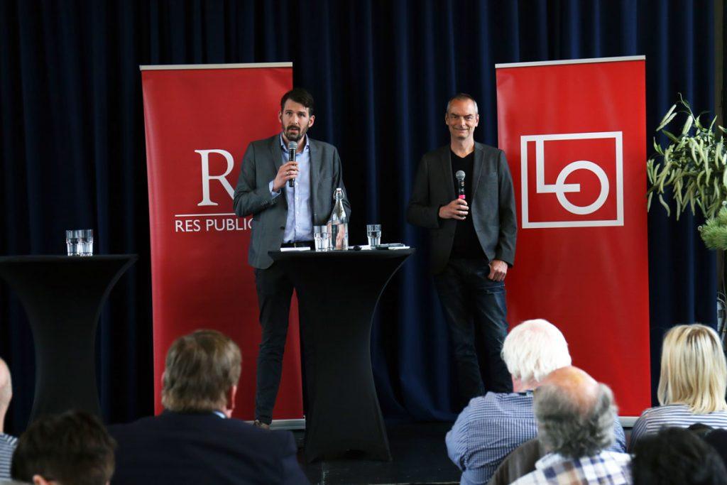 Trond Gram og Ole Martin Rønning