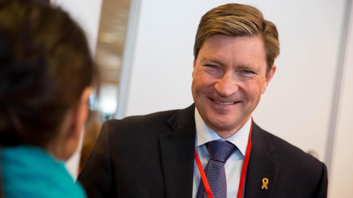 tybring-gjedde foto Stortinget Morten Brakestad