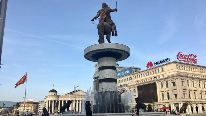 I skyggen av Alexander den store