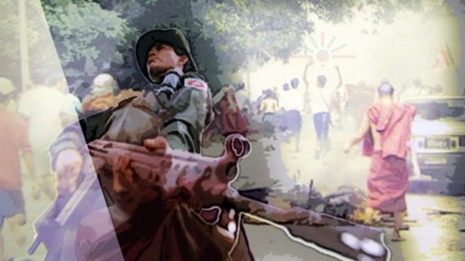 Stopp bistand til Myanmar