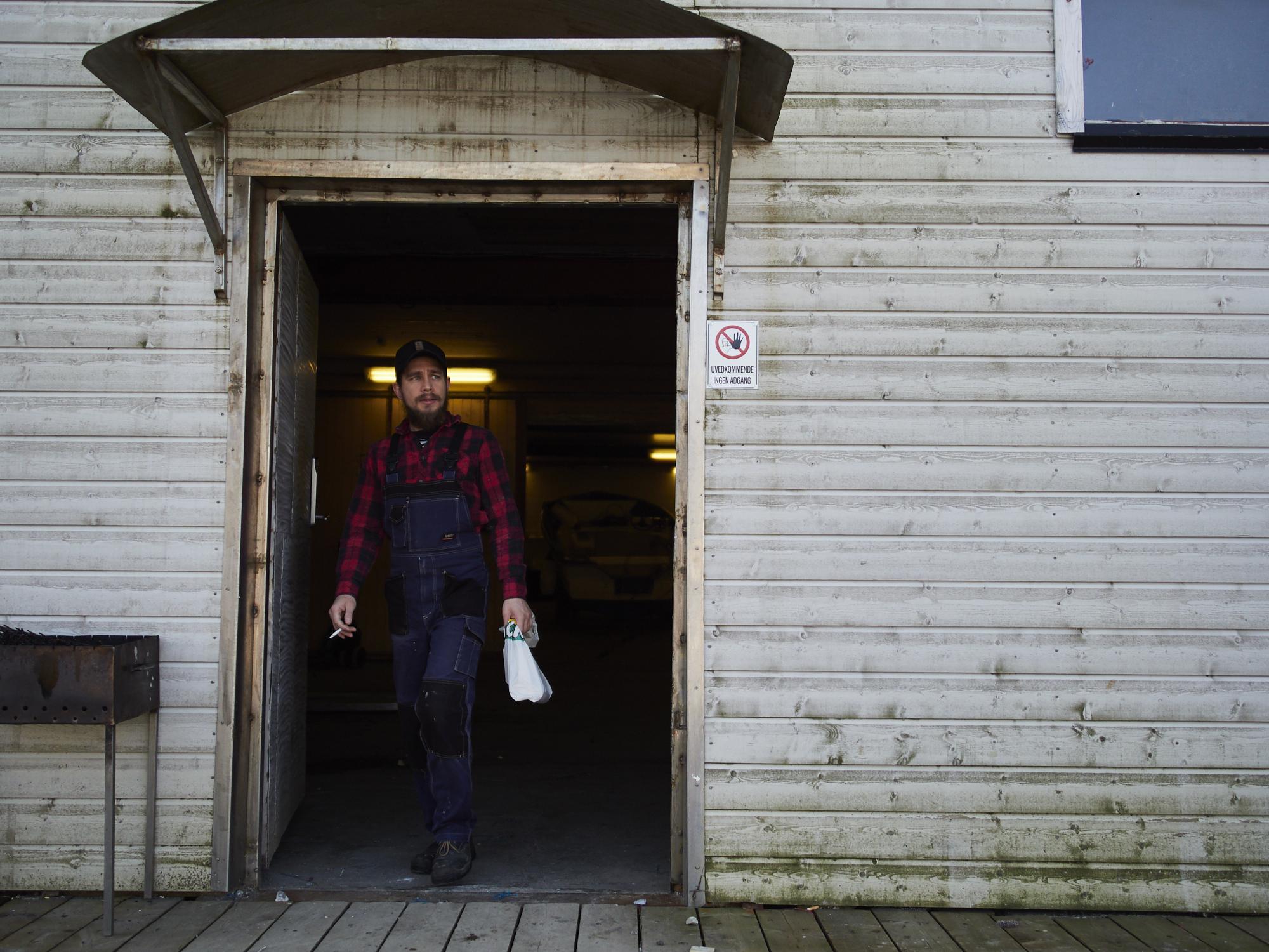 4226b14dc96f Litauiske Leonid Ivascenko har hatt sin egen sjark i tre sesonger. Det er  hardt arbeid