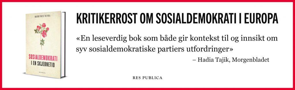 sosialdemokrati i en skjebnetid halvor tretvollsosialdemokrati i en skjebnetid halvor tretvoll