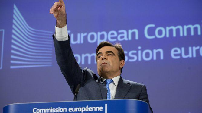 Margaritis Schinas EU-kommisær for vår europeiske livsstil