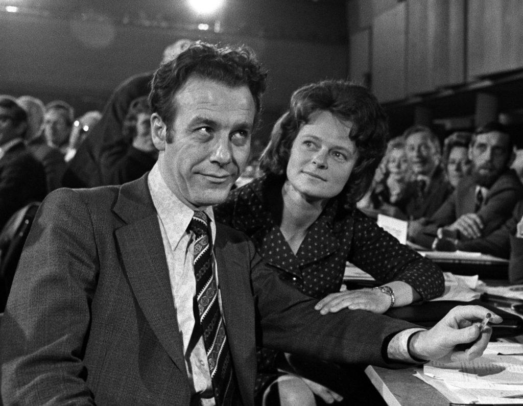 Reiulf Steen og Gro Harlem Brundtland