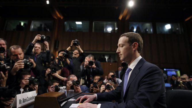 Mark Zuckerberg Zeynep Tufekci