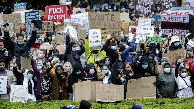 strukturell rasisme