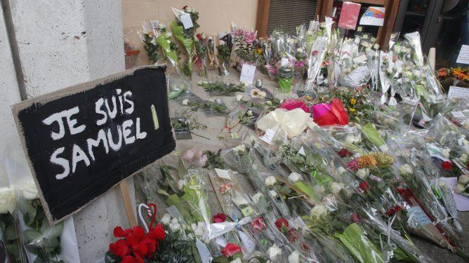 Terrorisme Frankrike