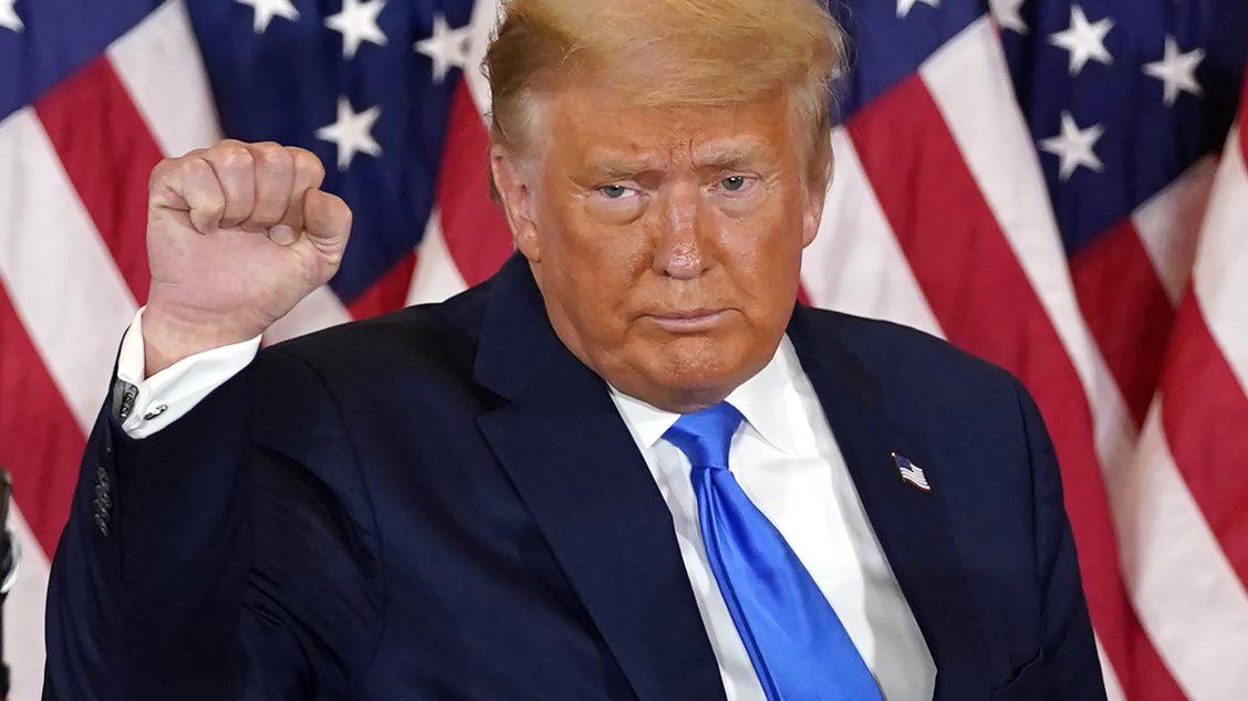 Donald Trump statskupp kupp