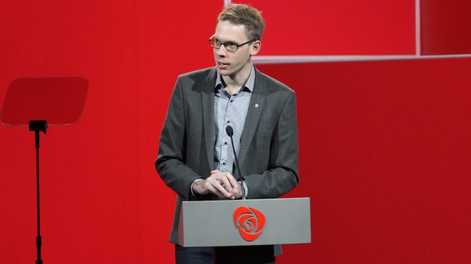 Eigil Knutsen, finanspolitisk talsperson Ap