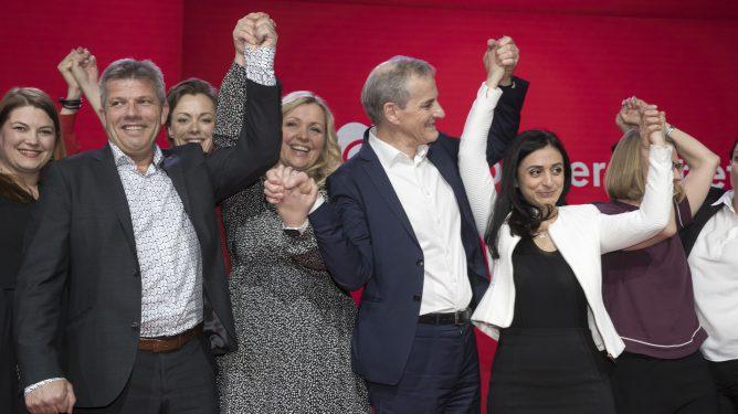 Krise Arbeiderpartiet