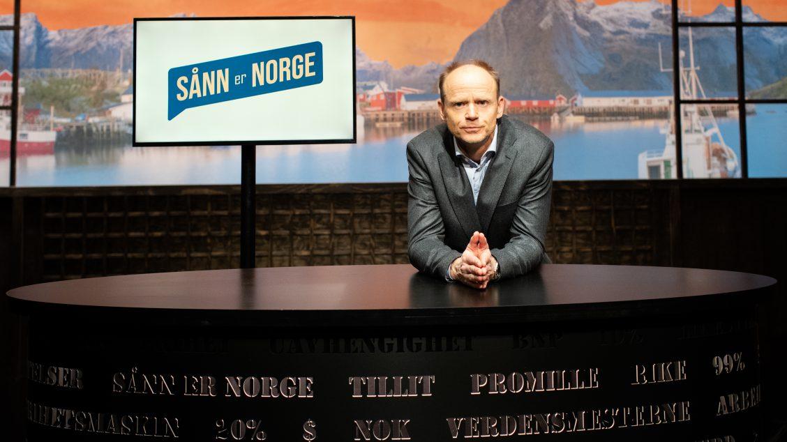 Harald Eia Den norske modellen
