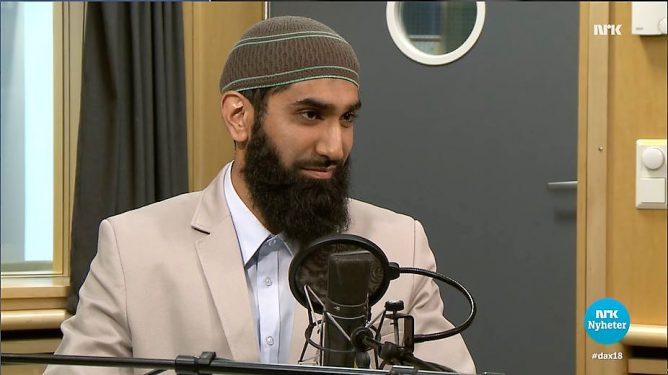 Fahid Qureshi Islam Net
