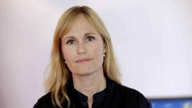 Anne Lindboe er leder i Private Barnehagers Landsforbund.