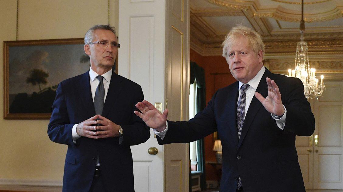 Nato Boris Johnson